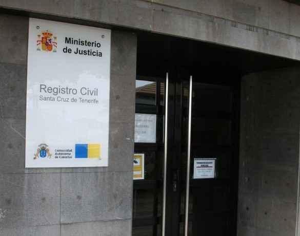 imgen Registro Civil S.C. de Tenerife