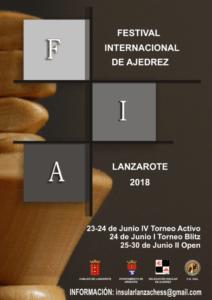 festival internacional de ajedrez de lanzarote